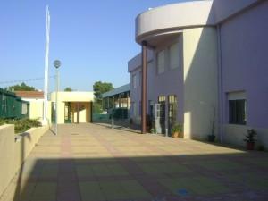 Foto entrada escola