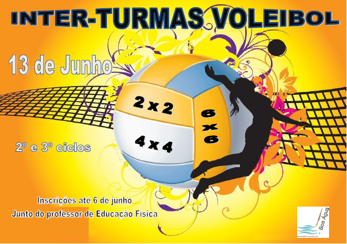 interturmas voleibol